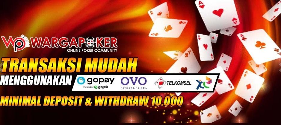 Wargapoker Poker Online Penghasil Pemenang Turnamen Idn Poker