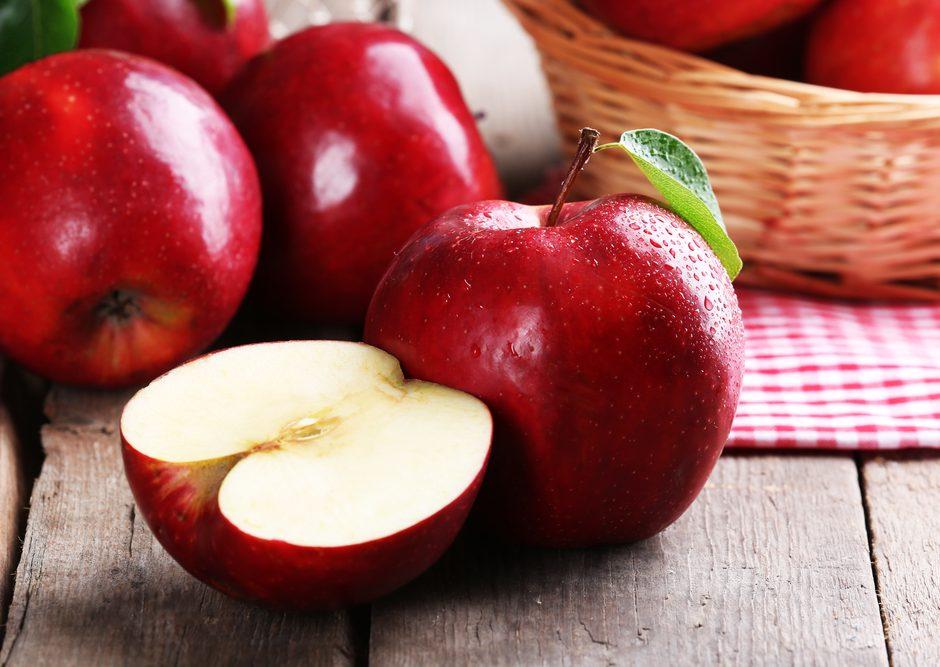 Manfaat Mengonsumsi Buah Apel Untuk Kesehatan